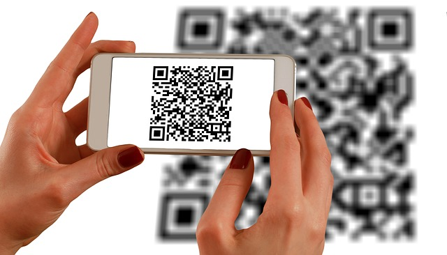 Using QR codes to track your craft inventory